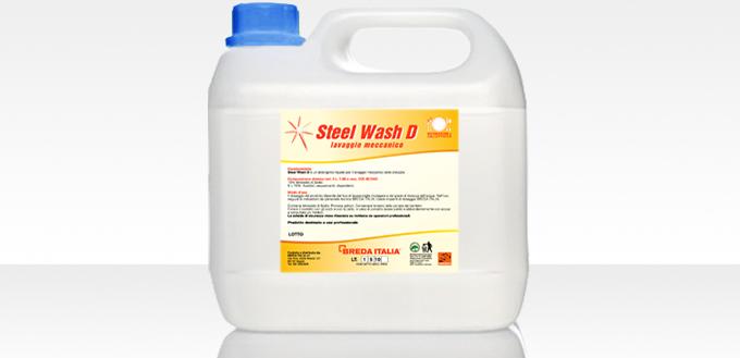 STEEL WASH D